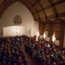 Schweizer Kirche 2017